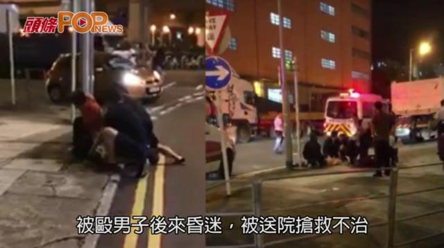 大圍男子扑爆車窗遭毆斃  3車房職員被捕
