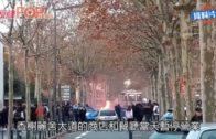 恐騷擾持續  法國周末關閉羅浮宮等地