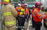 兩校巴秀茂坪相撞 30傷包括25幼童1保母