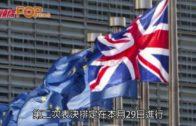 擬新方案缺席世界經濟論壇 文翠珊不排除強行脫歐