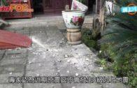 四川4.9級地震 居民倒血泊  2日來第3次震