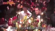 亞洲首人amfAR表演 Lay自彈自唱《香水》掀高潮