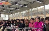 巴黎秋冬騷 Valentino、Givenchy  各有各浪漫