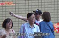 長留北京香港人氣低  傅穎行鬧市無乜人望