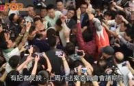 對立會保安阻採訪感遺憾  記協促梁君彥澄清言論