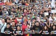 台灣三讀通過同婚法案  成亞洲首地