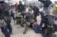 6名大學生被捕  當中包括4港大生