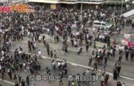 示威場面登《時代》 封面 以「抵抗」為標題