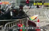 向記者發催淚彈揮警棍  攝影記者協會譴責警方