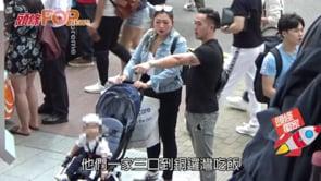 陳國峰遺傳囝囝音樂感 等食不忘跳跳舞