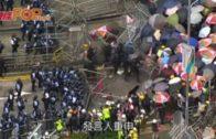 立會示威區發現胡椒噴霧 警:執勤期間遺失器材