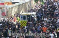 斥妨礙救護工作指控嚴重 員佐級協會發聲明抗議
