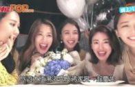 朱千雪31歲生日宣佈結婚 計劃婚禮簡單處理