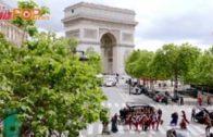街頭重演《孤星淚》James拉隊玩轉巴黎