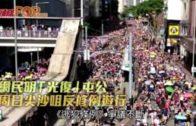 網民明「光復」屯公 周日尖沙咀反修例遊行