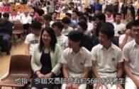 楊潤雄勉勵考生  一紙文憑不能決定未來