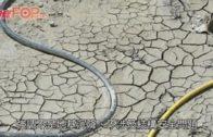 西九地盤地陷  水浸位約一個半籃球場大