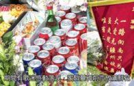 黃家駒逝世26年 歌迷墳前拜祭悼念
