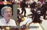 形容香港病得很重 曾俊華:兩端都該先放手