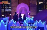 文化中心綵燈會 巨型玉兔迎中秋
