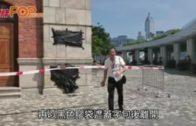 尖沙咀鐘樓遭噴漆塗鴉 2途人制止爆衝突