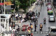 曼谷3宗連環爆炸 2清潔工1保安受傷