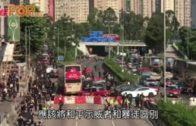 劉曉明:責任在於示威者 指警用實彈因生命受威脅