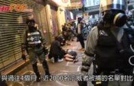 透過外觀辨識示威者 內地評論贊成執法震懾暴行
