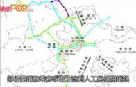 陳帆:屯門南延線 或會連接人工島鐵路段