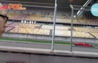 上海F1賽道首試  F8 Tributo 神級戰友