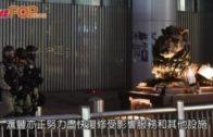 滙豐銀行:銅獅被無理破壞  感到十分難過