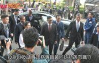 鄧炳強聞區議會動議 發言後即自行離席
