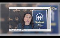 舊金山市長布里德召開華文媒體記者會再次強調反對任何針對亞裔的歧視行為