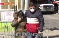美國確診人數急增至81864人  超越中國及意大利