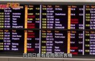 最差一日僅582乘客 國泰高層減薪兩至三成