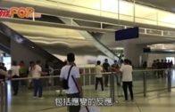 承認記者採訪受阻不理想  鄧炳強區會上慰問鄺俊宇