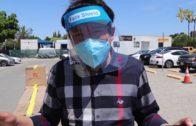 COVID 19 灣區互助平台捐贈防護服及面罩