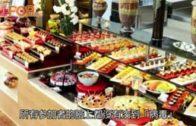 NHK實測自助餐「播毒」速度 短短半小時全數人中招