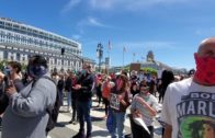 星電視現場直擊-三藩市抗議明州警員扼頸案-呼籲和平表達訴求