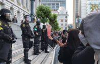 三藩市實施宵禁 80人違令被捕
