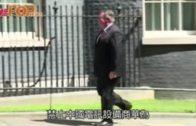 蓬佩奧訪英會晤約翰遜  籲組建國際聯盟對抗中國
