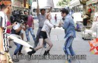 拍《殺手》傷痕纍纍手指變形  龔嘉欣唔諗結婚向視后進發