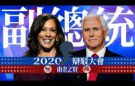 由衷之賢 可能是美國史上最重要的一場副總統辯駁大會
