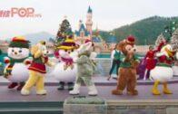 香港迪士尼 新城堡落成
