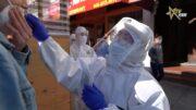東華醫院檢測小分隊快速反應,上門為華埠散房居民及時開展檢測