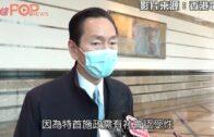 陳智思:特首由選舉產生 認受性更大有利施政