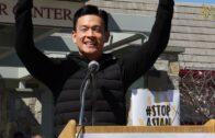 南灣反仇集會發言九之三:加州眾議員羅達倫