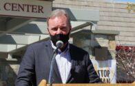 南灣反仇視亞裔集會發言:加州參議員柯提斯 Dave Cortese