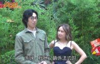 陳家樂為抗疫電影勤練假笑 蘇麗珊陸永被導演高招哄拍咀戲