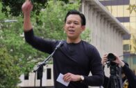 聖荷西反仇亞集會:加州副檢察長張人傑  Eric Chang